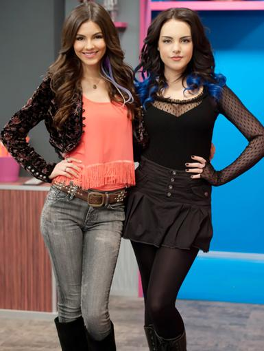 New BFFs?|Could it be true? Jade and Tori are finally becoming friends? This has to be a trick.