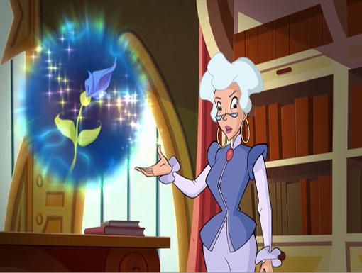 The Lilo The Winx Girls need to make sure they find this freaky flower that gives off strange powers by sunset before someone else does!