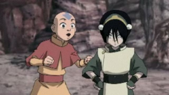 Avatar: The Last Airbender | Bitter Work | Season 2 | Ep. 9 | Video Clip | Nicktoons