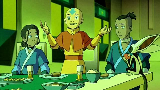 Avatar: The Last Airbender | Book 1, Episode 105: