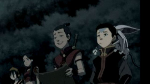 Avatar: The Last Airbender | Nightmares and Daydreams | Season 2 | Ep. 1 | Video Clip | Nicktoons