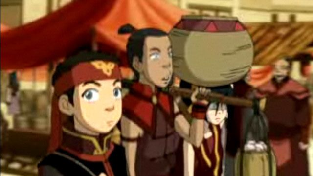 Avatar: The Last Airbender | Book 3, Episode 308:
