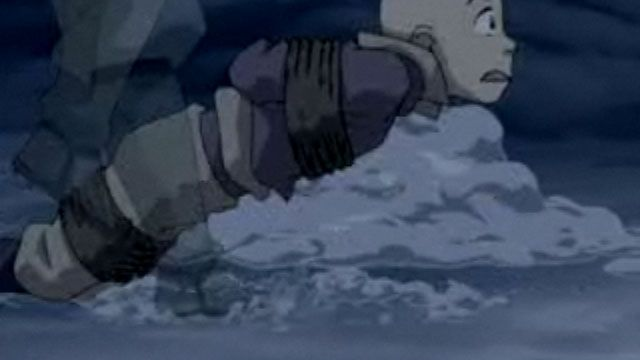 Avatar: The Last Airbender | Siege of the North | Season 9 | Ep. 98 | Video Clip | Nicktoons