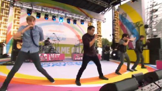 The Big Help: World Wide Day of Play 2011: Big Time Rush Performance Video Clip | Nick Videos