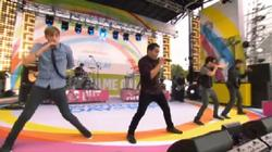 World Wide Day of Play 2011: Big Time Rush Performance