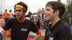 Nick Stars Exclusive: Nathan Kress and Avan Jogia Compete!