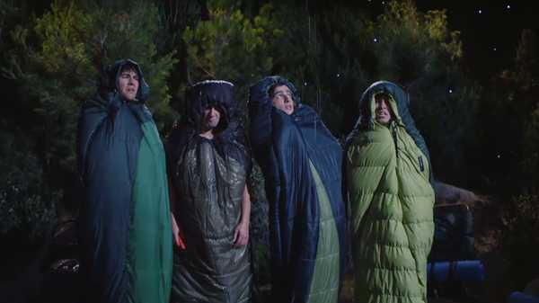 "Big Time Rush: ""Big Time Camping"""