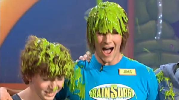 BrainSurge 224: James gets slimed!