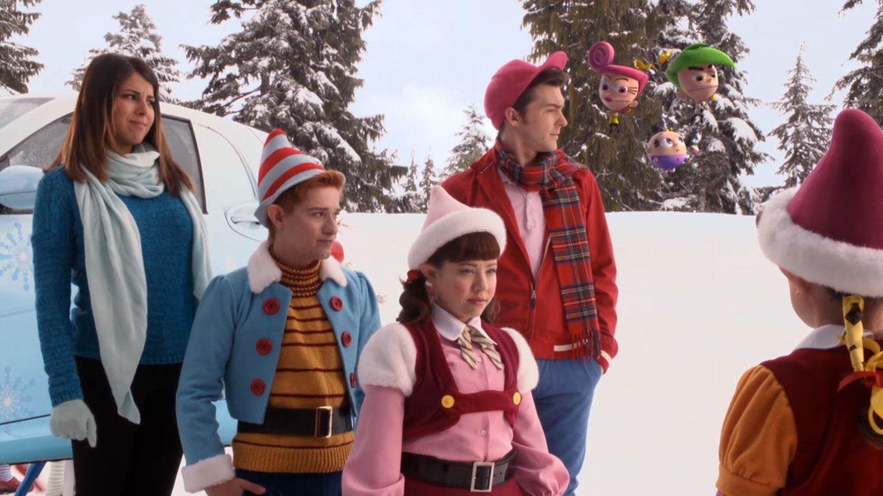 Animation Unplugged...: A Fairly Odd Christmas