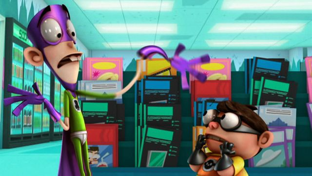 Fanboy & Chum Chum: 