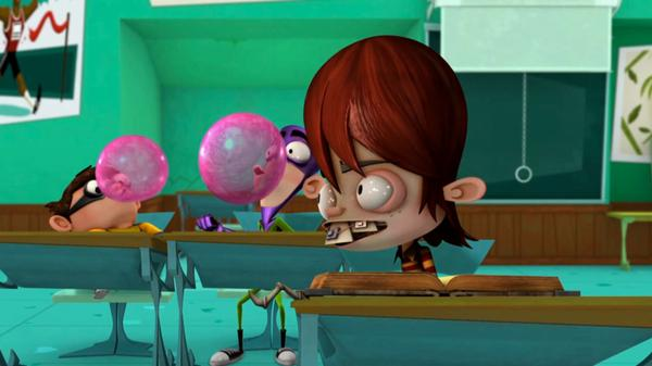 "Fanboy and Chum Chum: ""Blowing Babbles"""