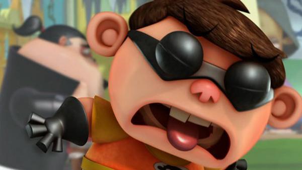 """Fanboy & Chum Chum: """"Fanboy in the Plastic Bubble: Wad O' Cash"""""""