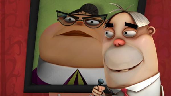 "Fanboy & Chum Chum: ""Little Glop of Horrors: Pizza Monkeys"""