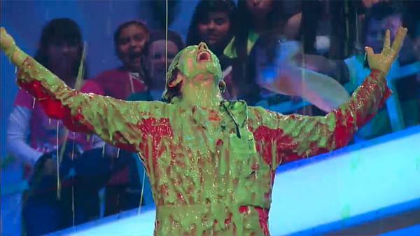 "Figure it Out: ""Slime of the Week: Matt Takes a Bath"""