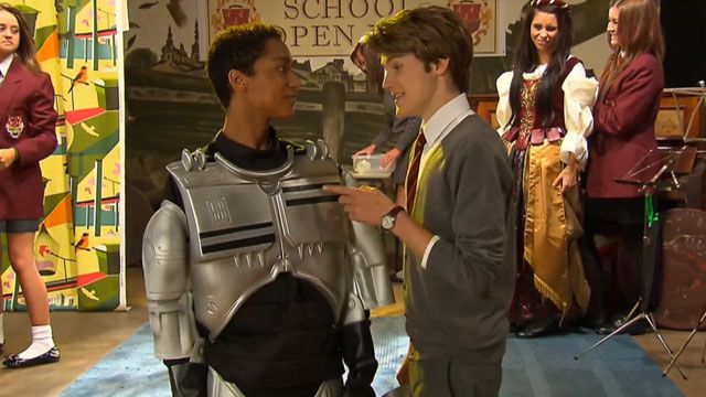 Watch House of Anubis on Nick