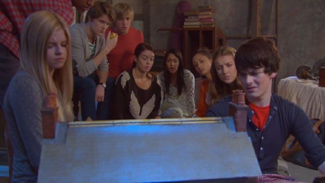 House of Anubis: