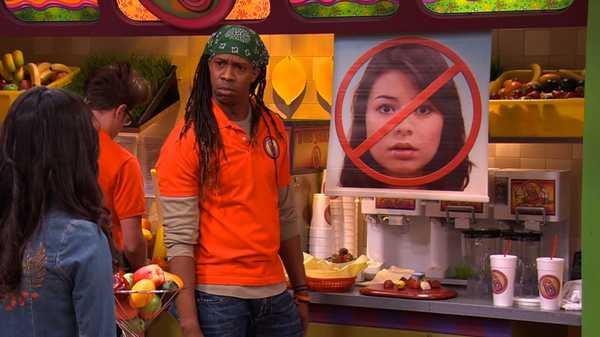 "iCarly: ""iGet Banned"""