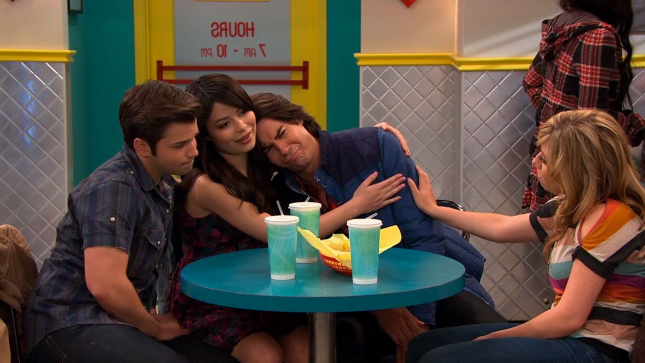 Watch iCarly online free at TVZion - cooltvzionpro