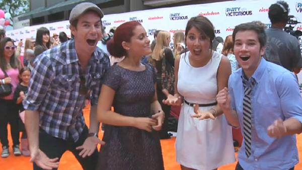"The Premiere of ""iParty with Victorious"""