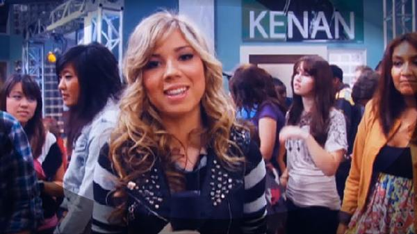 """iParty with Victorious"": Jennette and Rex Battle Rap!"