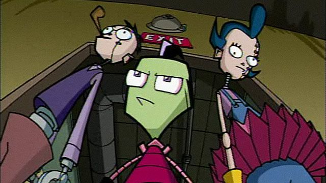 Invader ZIM | Parent Teacher Night | Season 1 | Ep. 3 | Video Clip | Nicktoons