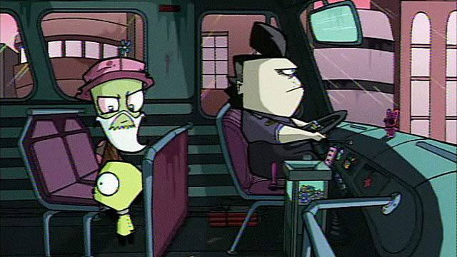 Invader ZIM | Walk Of Doom | Season 1 | Ep. 3 | Video Clip | Nicktoons