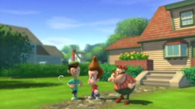 Planet Sheen: Jimmy Neutron: