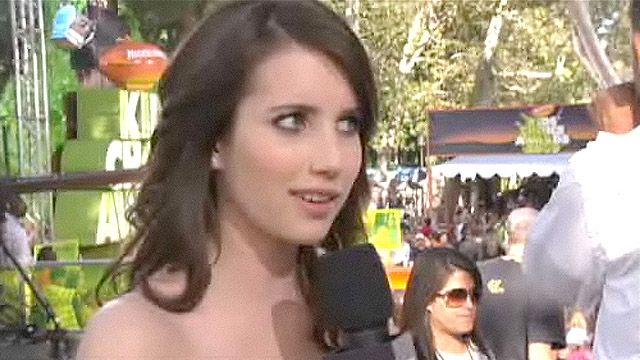 Kids' Choice Awards: KCA 2009: Nathan Kress & Emma Roberts Video Clip | Nick Videos