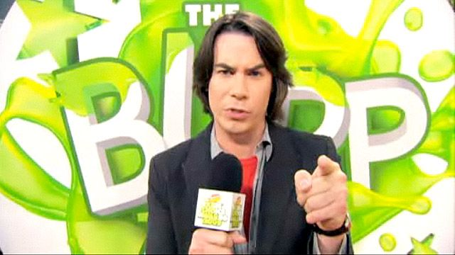 2009 Kids' Choice Awards: Jerry Trainor Is in the Burp Zone Video Clip | Nick Videos