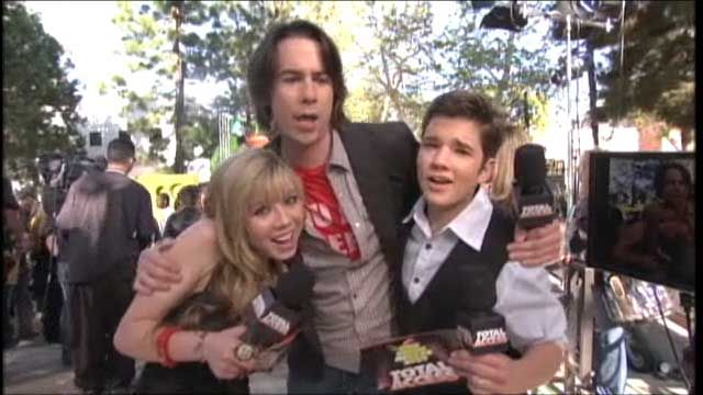nathan kress and jennette mccurdy and. Nathan Kress and Jennette