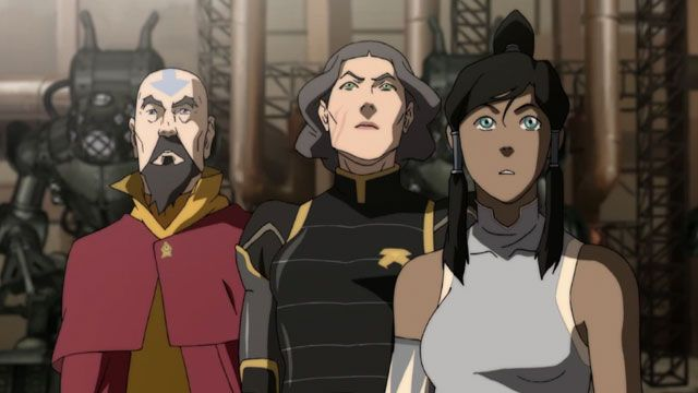 Legend of Korra: