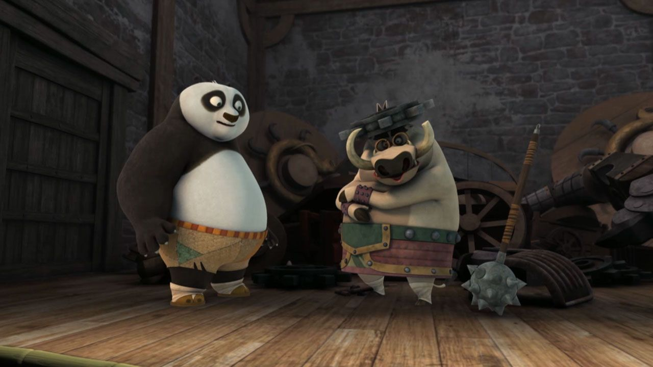 Kung Fu Panda: Legends of Awesomeness: Kung Fu Panda: 