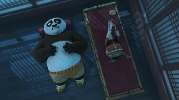"Kung Fu Panda: ""Mr. Ping: Not So Silent Night"""