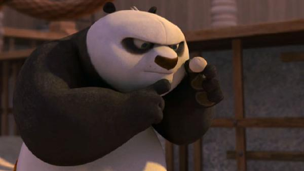 "Kung Fu Panda:""Sticky Situation: Stuck on Trouble"""