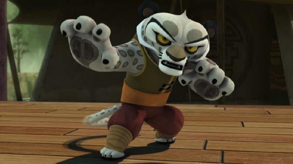 "Kung Fu Panda: ""The Kung Fu Kid: Meet Peng"""