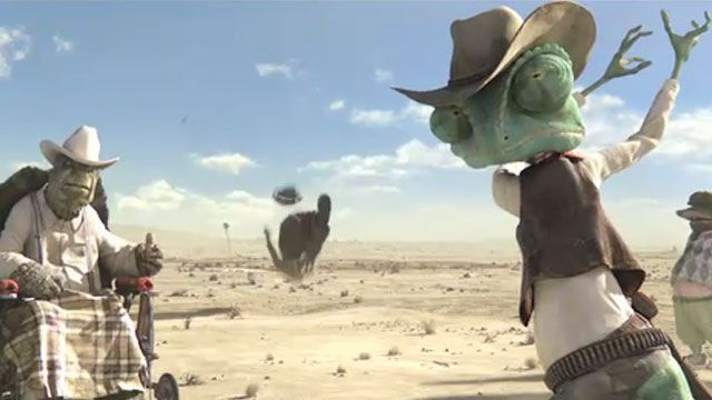 Rango DVD: Walk the Walk (AD) Video Clip | Nick Videos