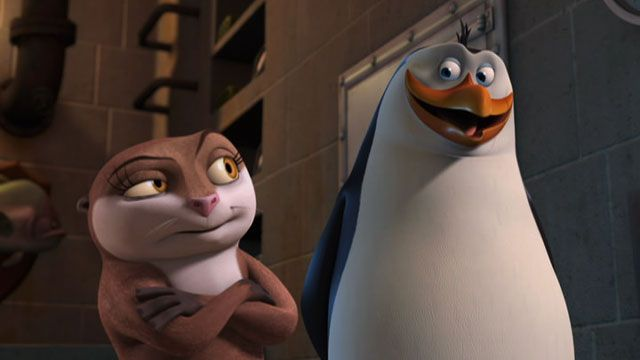 The Penguins of Madagascar: