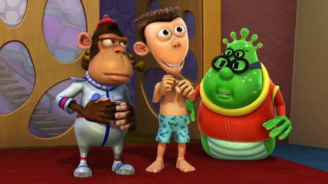 Planet Sheen Video Clip | Nick Videos