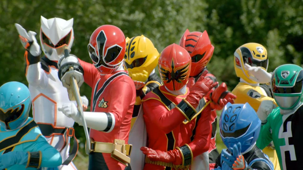 Power Rangers: Megaforce: Power Rangers MegaForce: