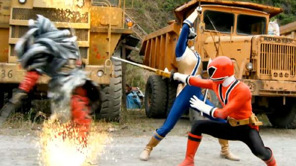 Power Rangers Awesome Attacks Playlist