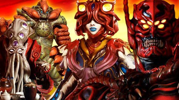 Playlist: Power Rangers Monster Mayhem!