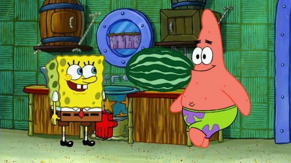 "SpongeBob SquarePants: ""Karate Star: Gorilla Strength"""
