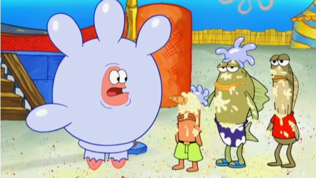 SpongeBob SquarePants | Inspongeiac | Season 9 | Ep. 71 | SpongeBob.com