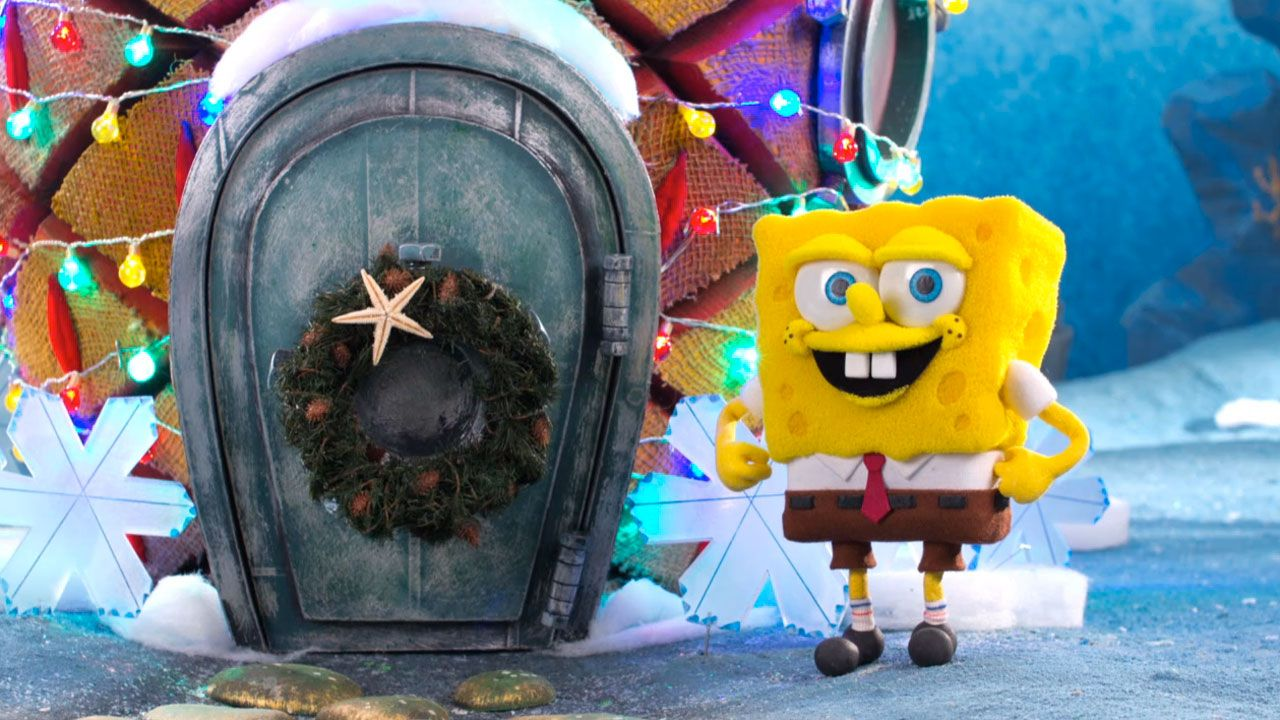 It 39 S A Spongebob Squarepants Christmas
