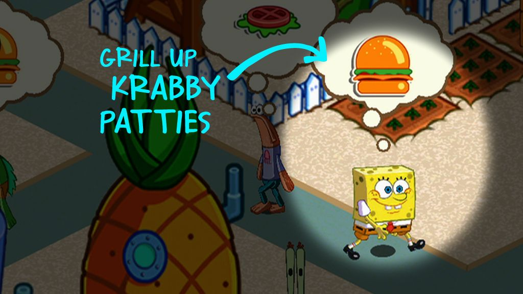 SpongeBob SquarePants | (AD) Nick Gamer: Spongebob Moves InGames | Video Clip | SpongeBob.com