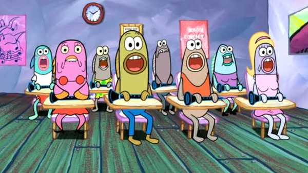 "SpongeBob SquarePants: ""Back to School"""