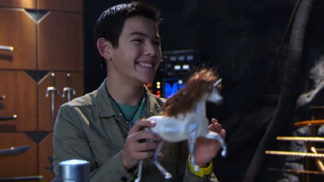 Supah Ninjas: Dollhouse: Horsies! Video Clip | Nick Videos