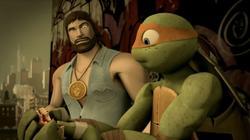 "Teenage Mutant Ninja Turtles: ""New Friend, Old Enemy"""