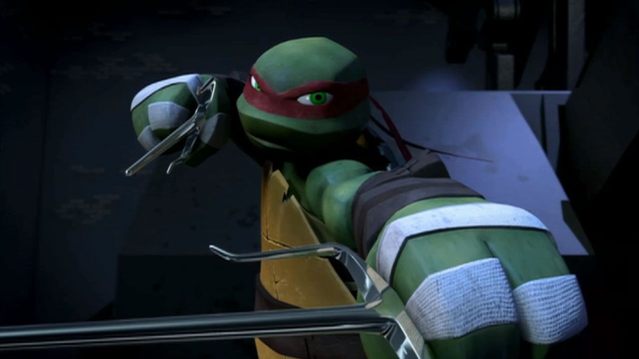 Teenage Mutant Ninja Turtles: TMNT: