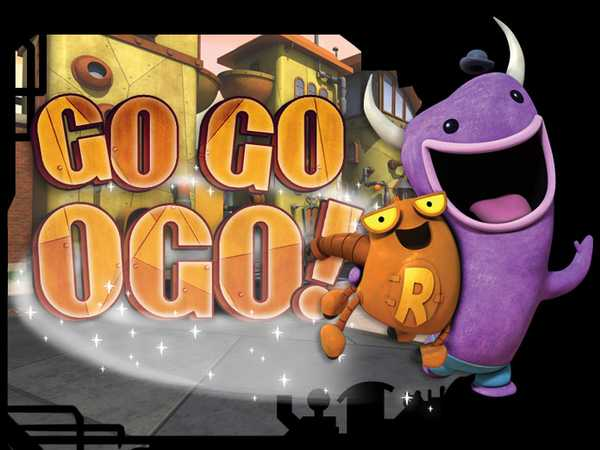 Robot & Monster: Go Go Ogo!